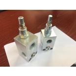 Overpressure valves