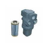 High pressure filter (included with battery and electrical indicator) 450 bar