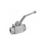Hydraulic ball valves
