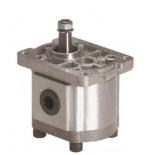 Hydraulic motor / oil pump Group II (EUR flange 1/8 taper shaft)