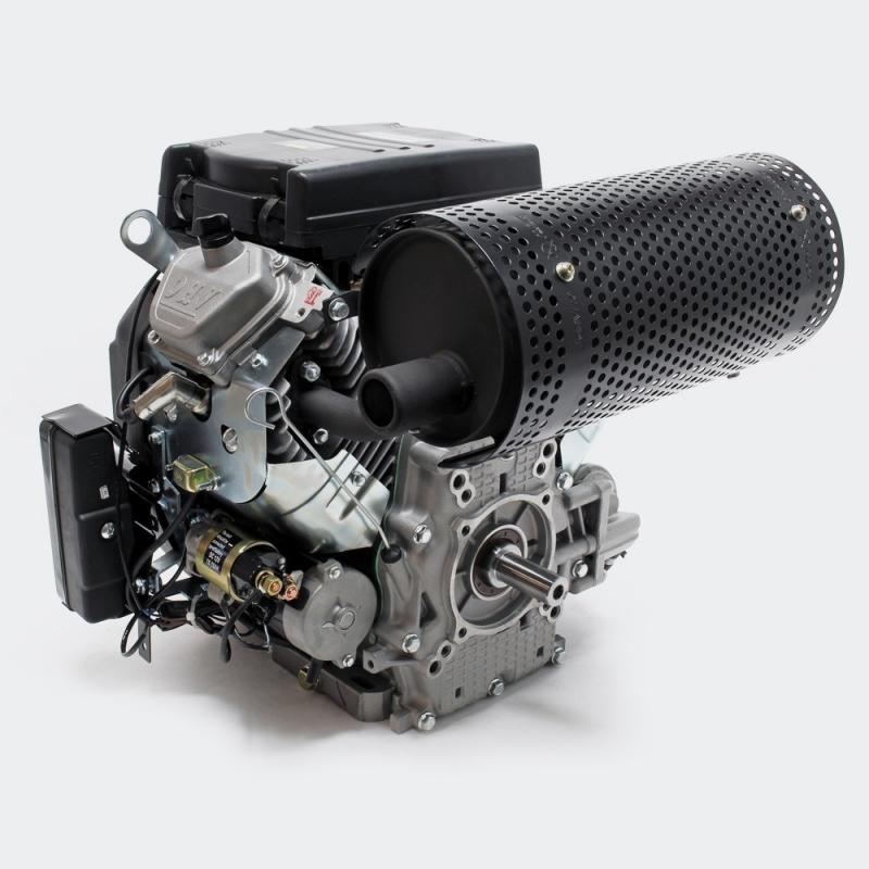 Bensiinimootor 15 kW (20,4Hp) koos elektri starteriga