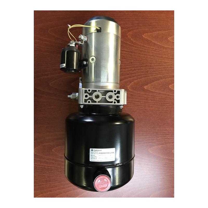 Minihüdrojaam 12V, 1800W, paak 5L, alusplaadiga