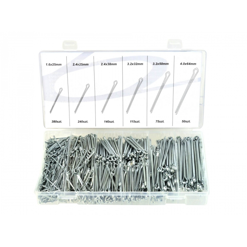 Splint set 1000 pieces