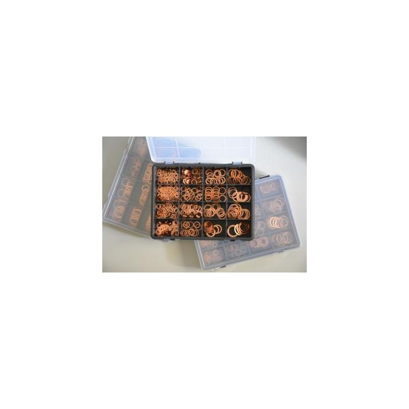 Vaskseibide komplekt DIN 7603 A 400tk