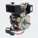 Diesel engine with 4.4kW-6HP-25mm electric starter
