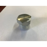 "Plug 1/2"" outer thread, outer HEX"