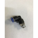 Quick coupling for air  (90 angle) 6mm - 3/8""