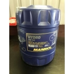 HLP 46 Hydraulic oil MANNOL - 20 L canister