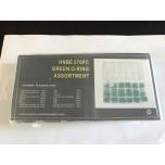 Rõngastihendite komplekt (tollmõõdus ja meetermõõdus) HNBR 70 - konditsioneeridele