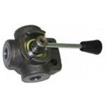 "Hydraulic ballvalve (tees with ear)  1.1/2"""