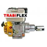 Petrol engine oil pump kit 13HP, HI-LO 2 stage pump, 61,5Lmin