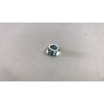 Galvanized collar steel bushing 4,3x7,2x11,9 Zn