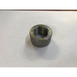 "Adapter 1/4"" straight inner thread - WELDABLE"