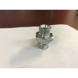 Adapter (metrical-inch)  M10x1 - 1/4""
