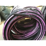Petrol and oil resistant hose 38mm 20bar