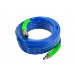Suruõhuvoolik (tugevdatud - sinine) 12x8mm 10m kera otstega (ISA+EMA)