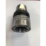 "Quick coupling for hydraulic hose - TEMA - 1/2"" (inner thread) female"