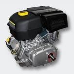Bensiinimoottori 9,5 kW (13Hp) vaihdelaatikolla 2: 1