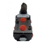"Electric Valve / Switch 3/8 ""12V 6 Inputs"