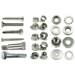 Different fasteners