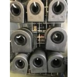 Cylinder eyes for sliding bearing and grease nipple type N - body