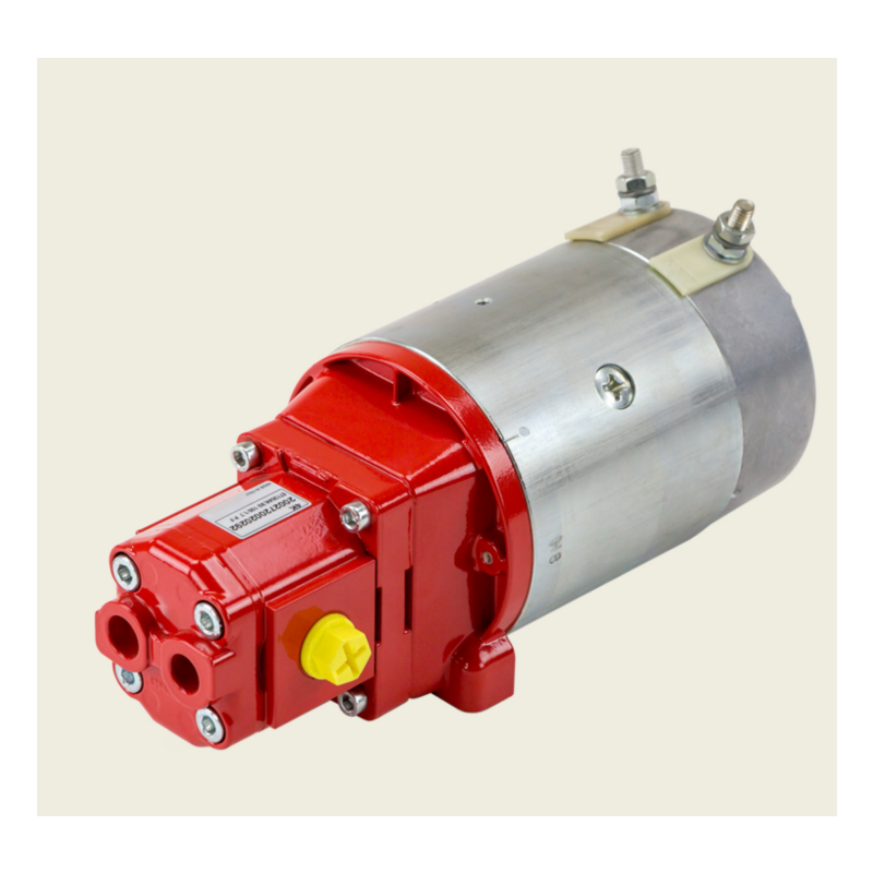 24 В постоянного тока Мотопомпа (запасной насос) 4,5 л / мин, макс. 180 бар