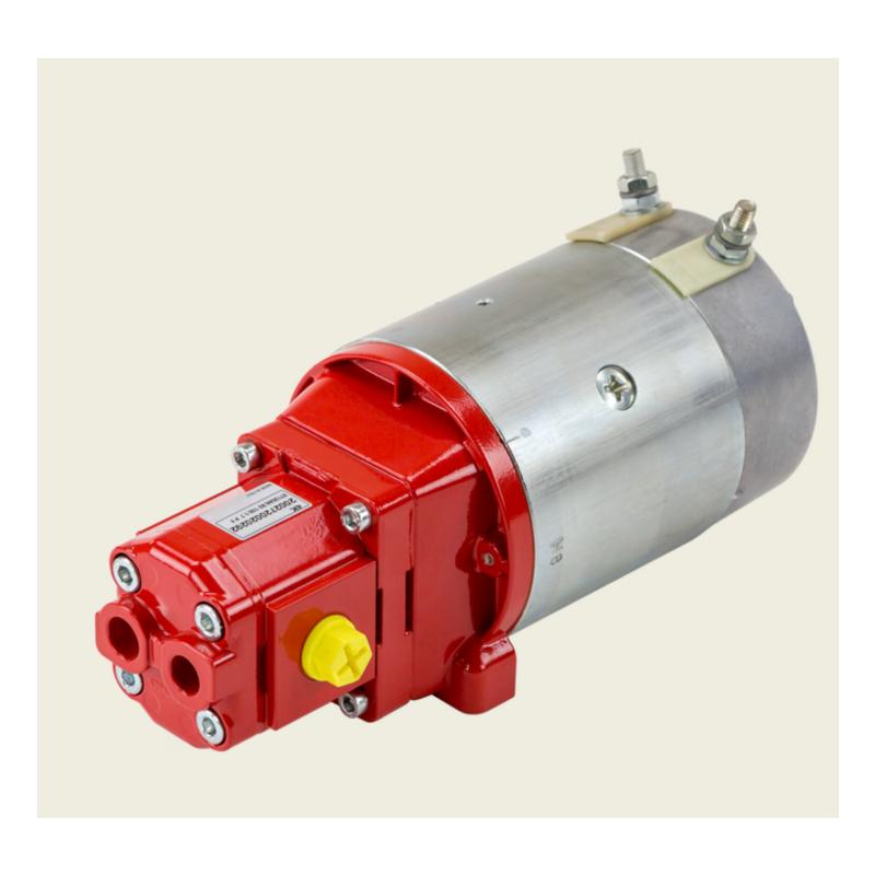 24VDC Мотопомпа (запасной насос) 9 л / мин, макс. 120 бар