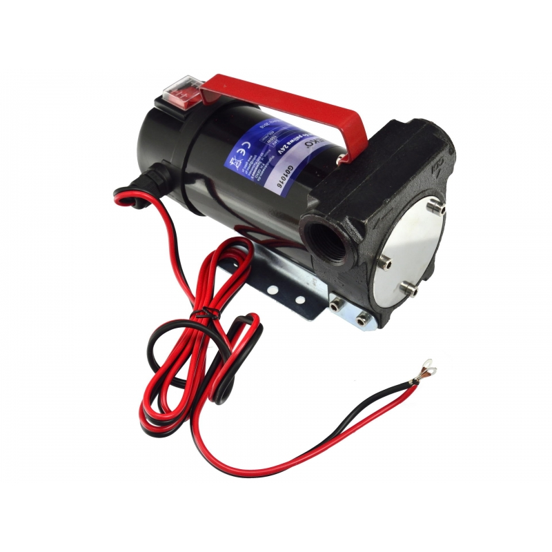 Self-priming 24V DC Diesel Transfer Pump