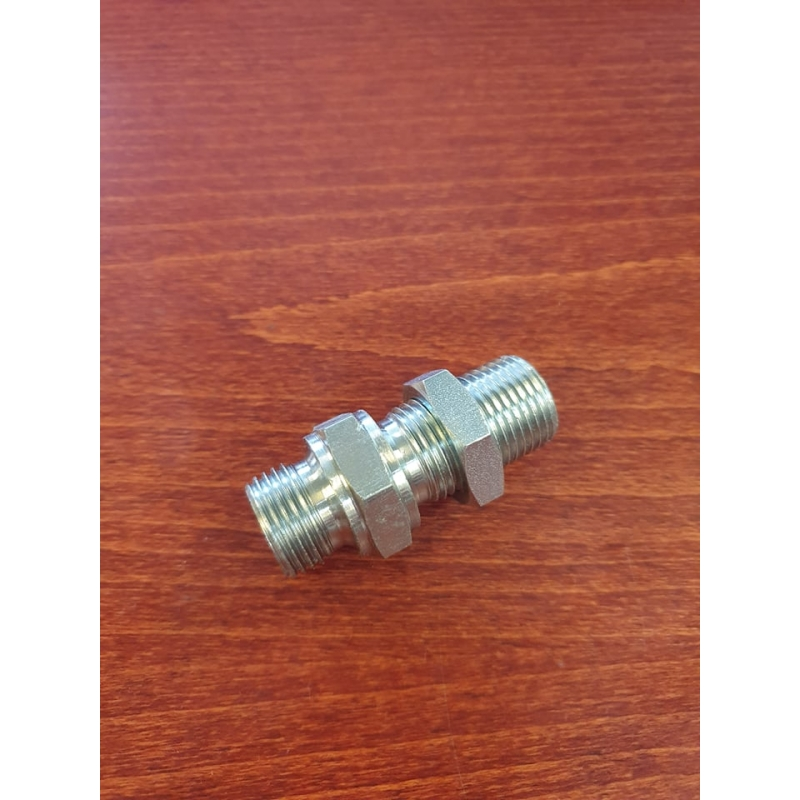 "Adapter 1/4"" with nut"