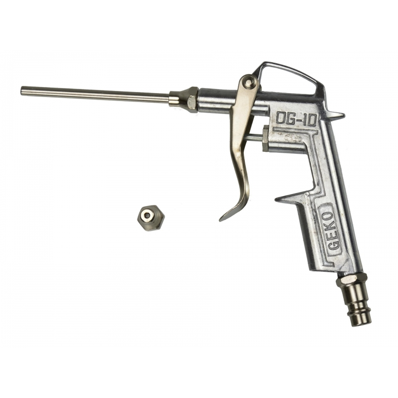 Air Duster gun with a long nozzle