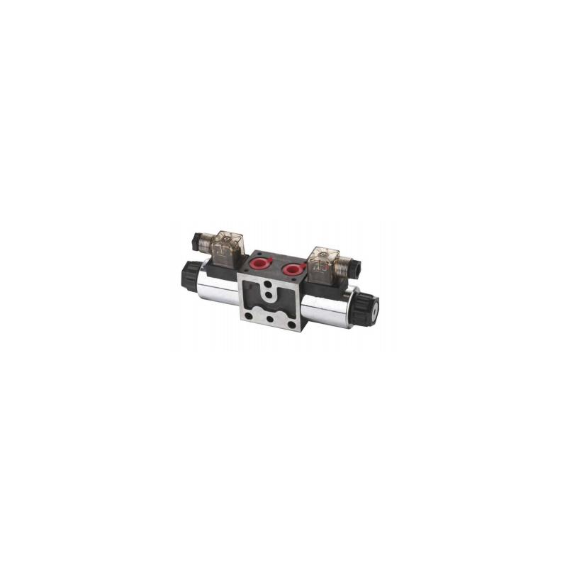 Järjestikku paigaldatav elektriline solenoid klapp Spool nr 1 NG6 24VDC YEAT