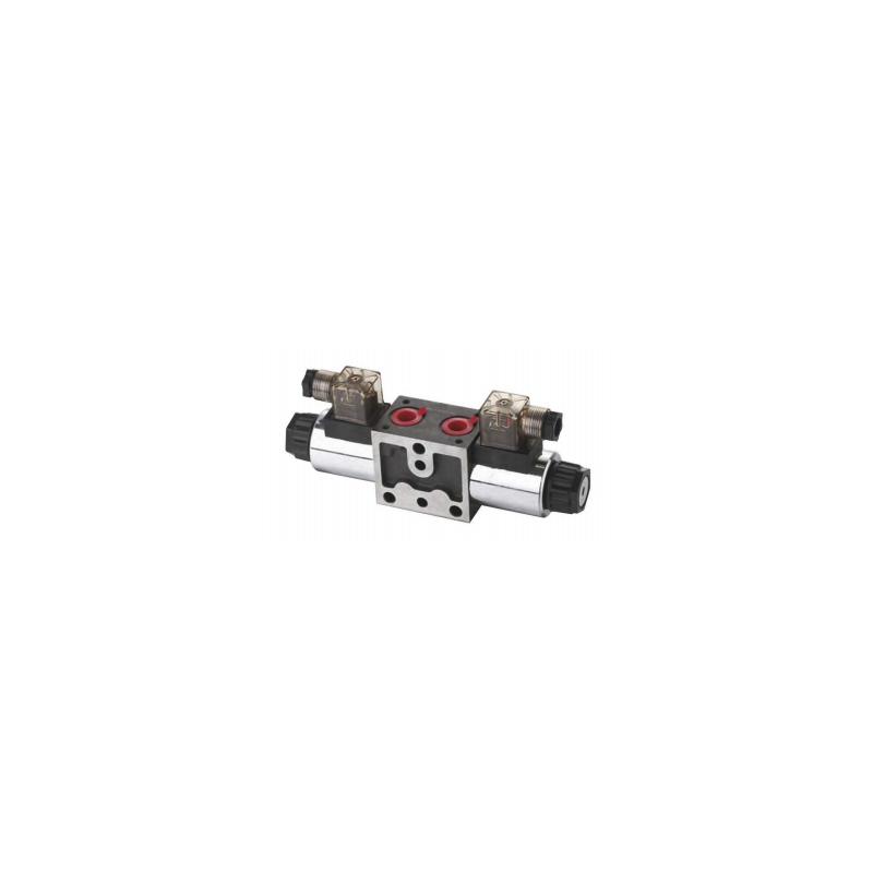 Järjestikku paigaldatav elektriline solenoid klapp Spool nr 6 NG6 24VDC YEAT