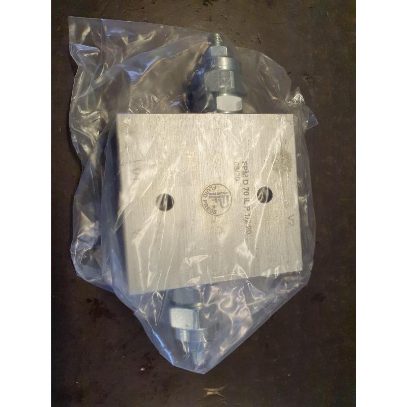 Shock valve FPMD70ILP1/220