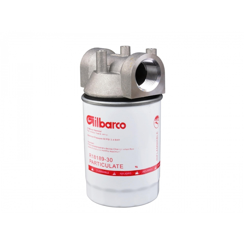 "Particle Fuel Tank Filter 1"" BSP"