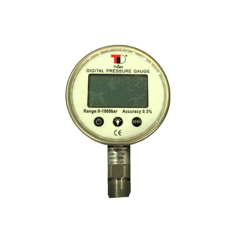 Digital manometer 1000 bar 1/2""