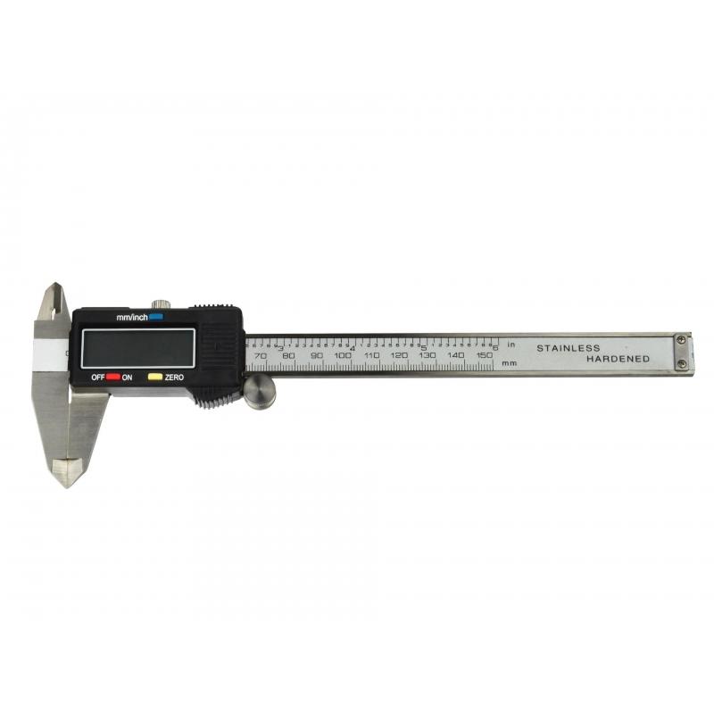 Digitaalinen paksuus 150 mm 0,01 mm CE (laatikossa)