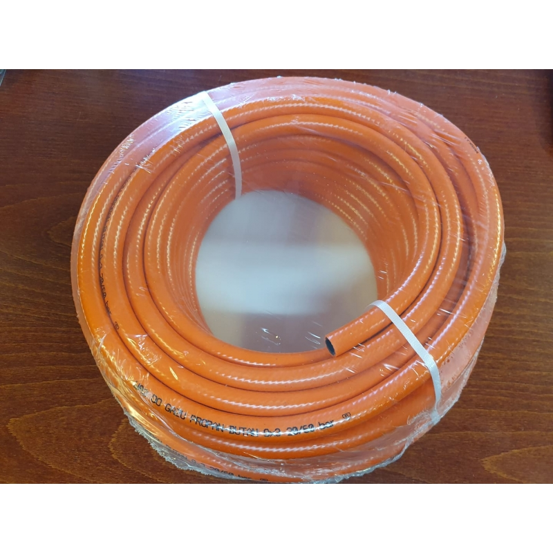 Propane hose 9x3mm - 1m lenght