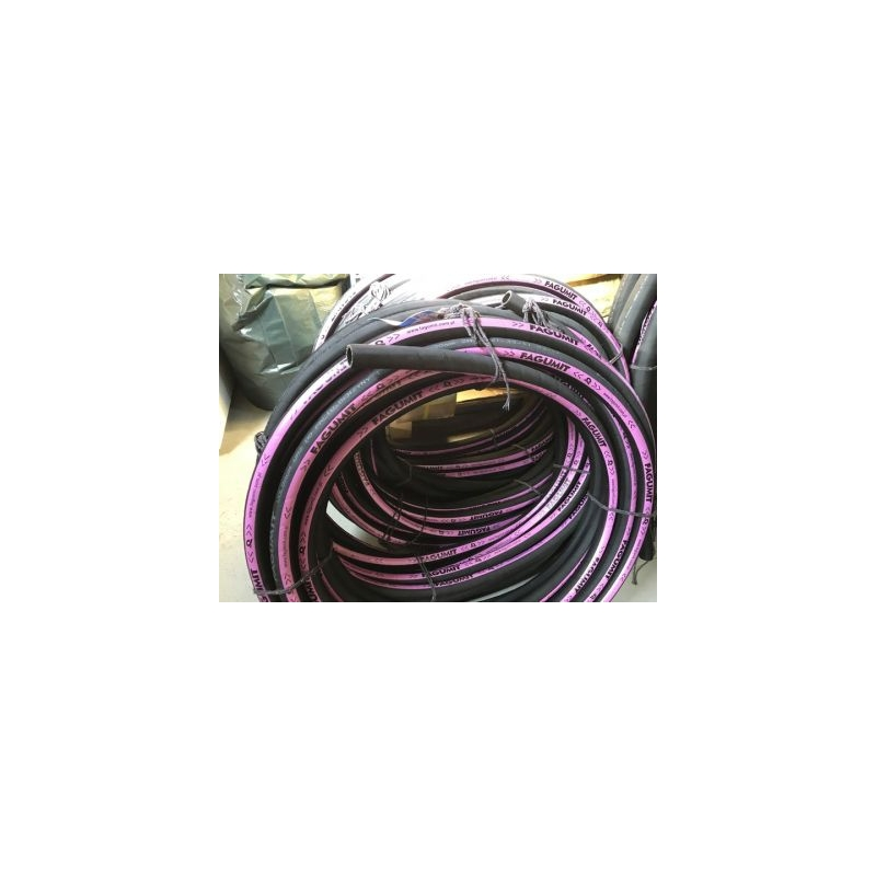 Petrol and oil resistant hose 31,5mm 20bar