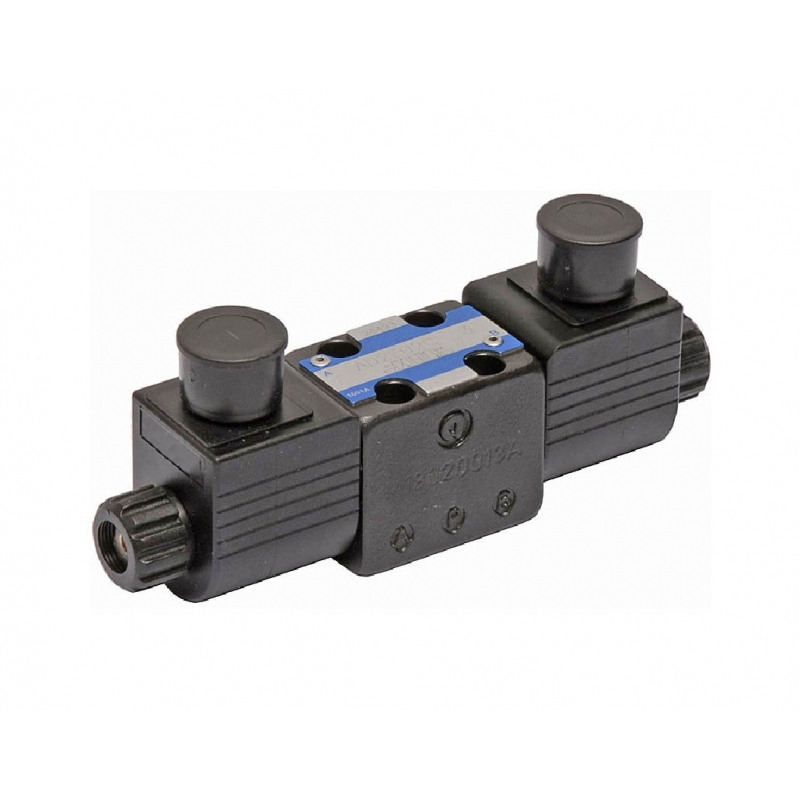 Directional control solenoid operated valves Cetop 2/NG4