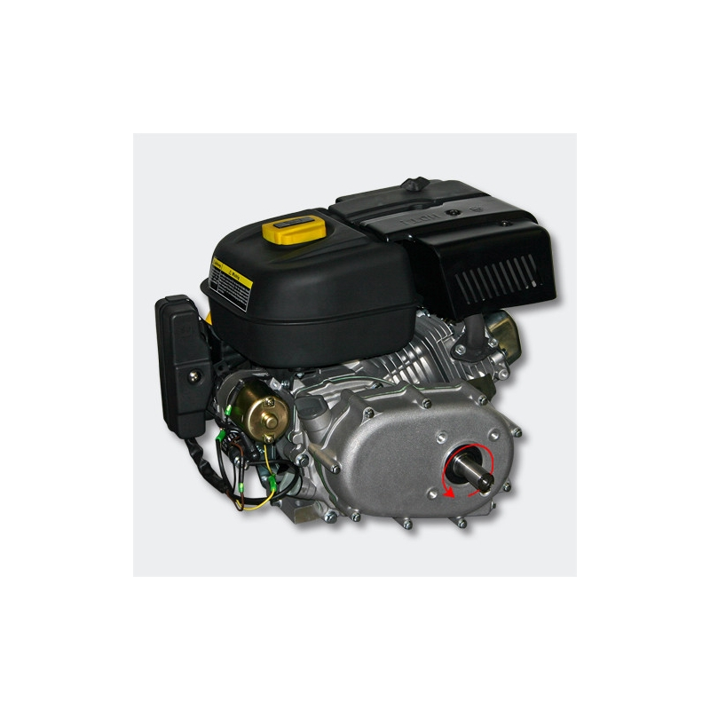 Bensiinimootor 4.8 kW (6.5Hp) koos reduktoriga 2:1, elektri starteriga