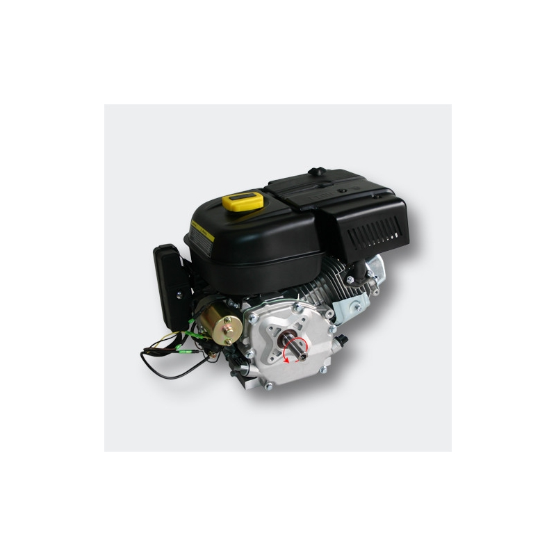 Petrol engine 4.8 kW (6.5Hp) e-start