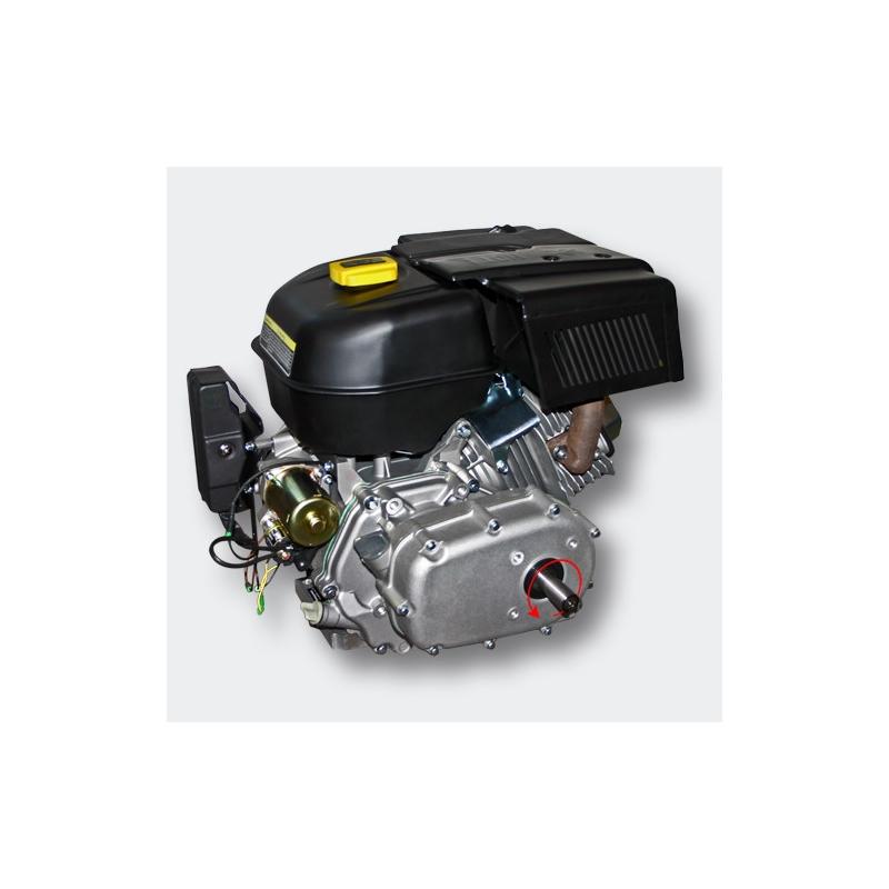 Бензиновый двигатель 9,5 kW (13Hp) с редуктором 2: 1, электрический стартер