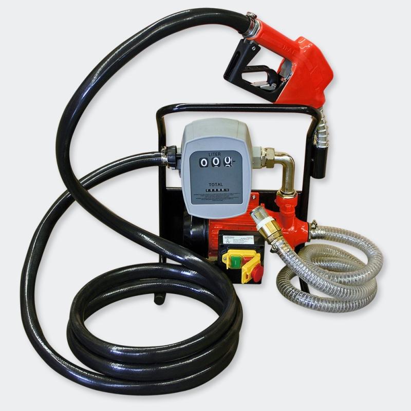 Дизельный топливный насос 230V/600W 40l/min