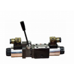 NG6 Solenoid valve with lever - Spool Nº2 110VAC