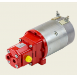 24VDC Mootori pumba komplekt (varupump) 7 L/Min, Max. 170 Bar