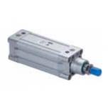 Пневматический цилиндр ISO 15552 Ø40 ход 75 мм