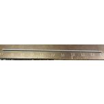 Threaded rod M10x1000mm DIN 976-1 (DIN 975) 4.8Zn