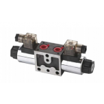 Series Solenoid Valve Spool No.  6 NG6 12VDC YEAT