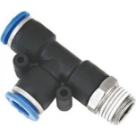 "Quick coupling for air s (Tee) 1/2"" - 12mm - 12mm"