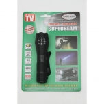 Taskulamppu LED SUPERBEAM 5W